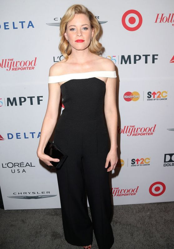Elizabeth Banks - Oscars Night Before Party & Fundraiser 2/27/2016