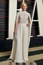 Elizabeth Banks – Vanity Fair Oscar 2016 Party in Beverly Hills, CA