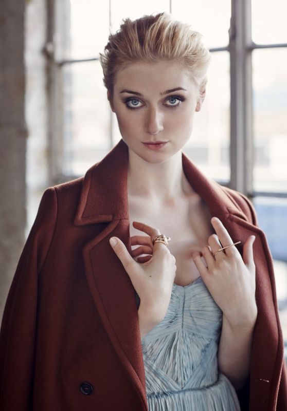 Elizabeth Debicki - Photo Shoot for You Magazine February 2016