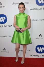 Elizabeth Henstridge – Warner Music Group 2016 Grammy Party at Milk Studios in Los Angeles