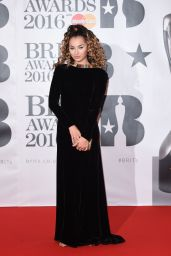 Ella Eyre - BRIT Awards 2016 in London, UK