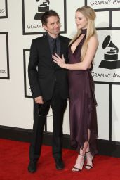 Elle Evans – 2016 Grammy Awards in Los Angeles, CA