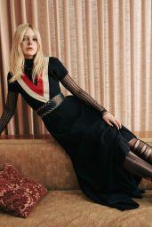 Elle Fanning - Nylon Magazine November 2015 Hi-Res Photos