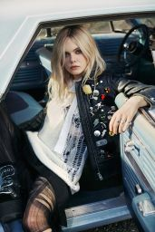 Elle Fanning - Nylon Magazine November 2015 Hi-Res Photos