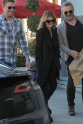 Ellen Pompeo - Out in Los Angeles 2/4/2016