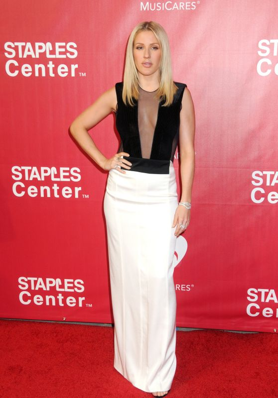 Ellie Goulding - 2016 MusiCares Person Of The Year in Los Angeles