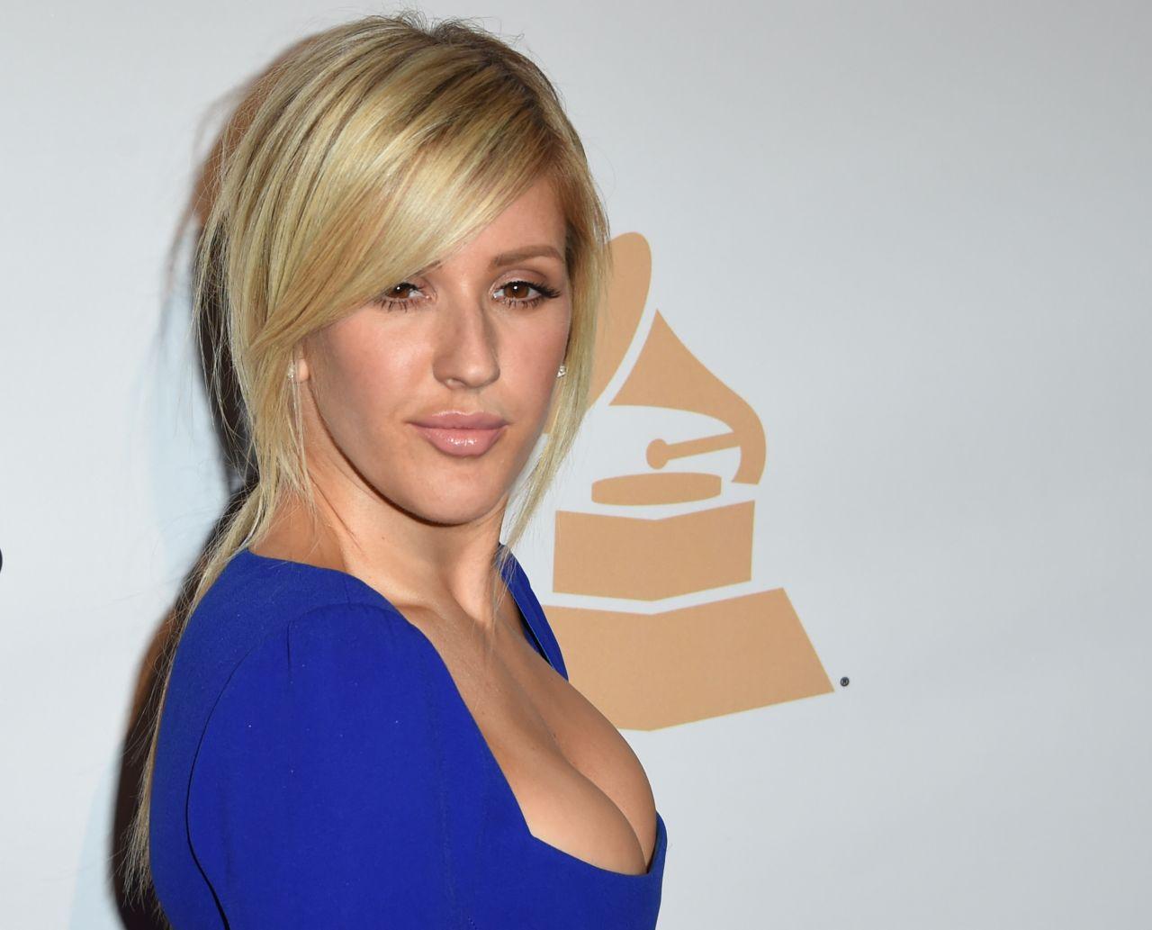 Ellie Goulding 2016 Pre Grammy Gala In Beverly Hills