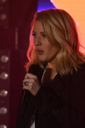 Ellie Goulding - Performing at the Key 103 Gig in Manchester, UK 2/18/2016