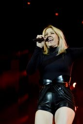 Ellie Goulding - Performing in Munich, Germany, February 2016