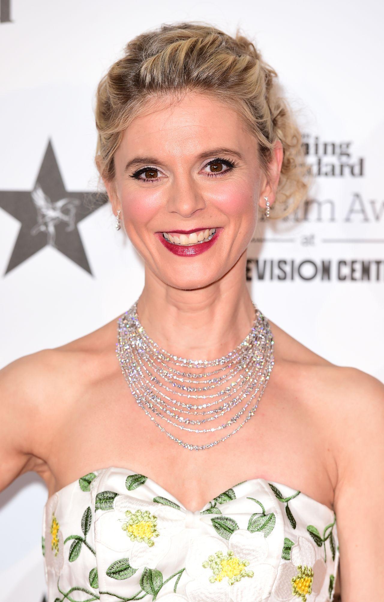 Emilia Fox London Evening Standard British Film Awards 2