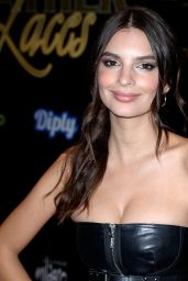 Emily Ratajkowski – 2016 'Leather & Laces' Mega Party in San Francisco