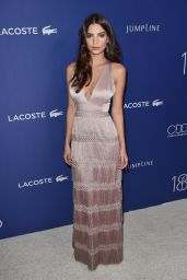 Emily Ratajkowski – Costume Designers Guild Awards 2016 with LACOSTE in Beverly Hills