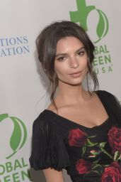Emily Ratajkowski - Global Green USA pre-Oscar 2016 Party in Los Angeles