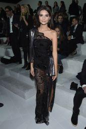 Emily Ratajkowski - Marc Jacobs Show - New York Fashion Week 2/18/2016