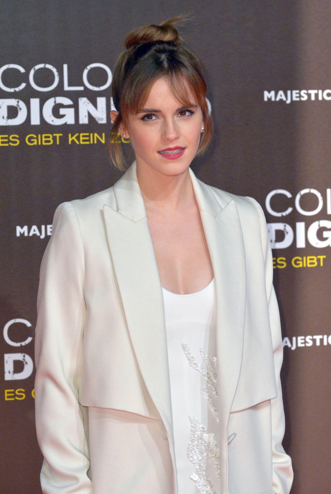 Emma Watson Colonia Premiere In Berlin 20 Photos