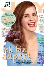 Emma Watson - Joy Magazine March 2016 Cover