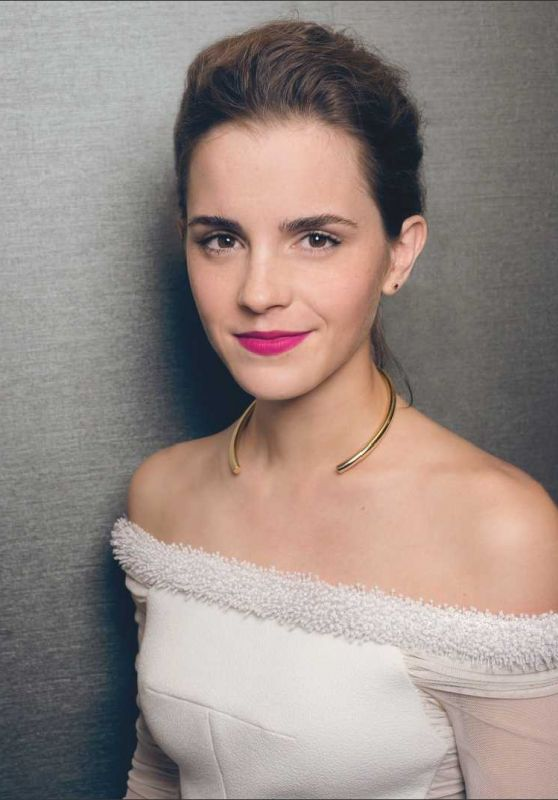 Emma Watson - Psychologies Magazine UK April 2016 Issue
