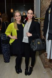 Emmy Rossum - Of Mercer Women Of Substance Underground Supper Club in New York City, NY 2/17/2016