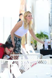 Erin Heatherton - SI Swimsuit 2016 - Swim Beach in Miami, FL 2/17/2016