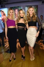 Erin Heatherton – Sports Illustrated Swimsuit 2016 – Swim City in New York City 2/15/2016