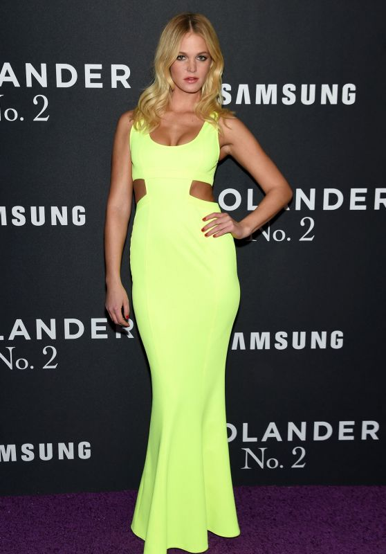 Erin Heatherton – 'Zoolander 2' World Premiere in New York City, NY