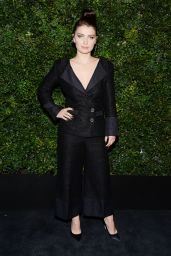 Eve Hewson - Charles Finch and Chanel Pre-Oscar Dinner in Los Angeles, CA 2/27/2016
