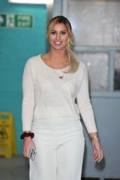 Ferne McCann - at the ITV This Morning Studios in London 2/25/2016