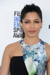 Freida Pinto – 2016 Film Independent Spirit Awards in Santa Monica, CA