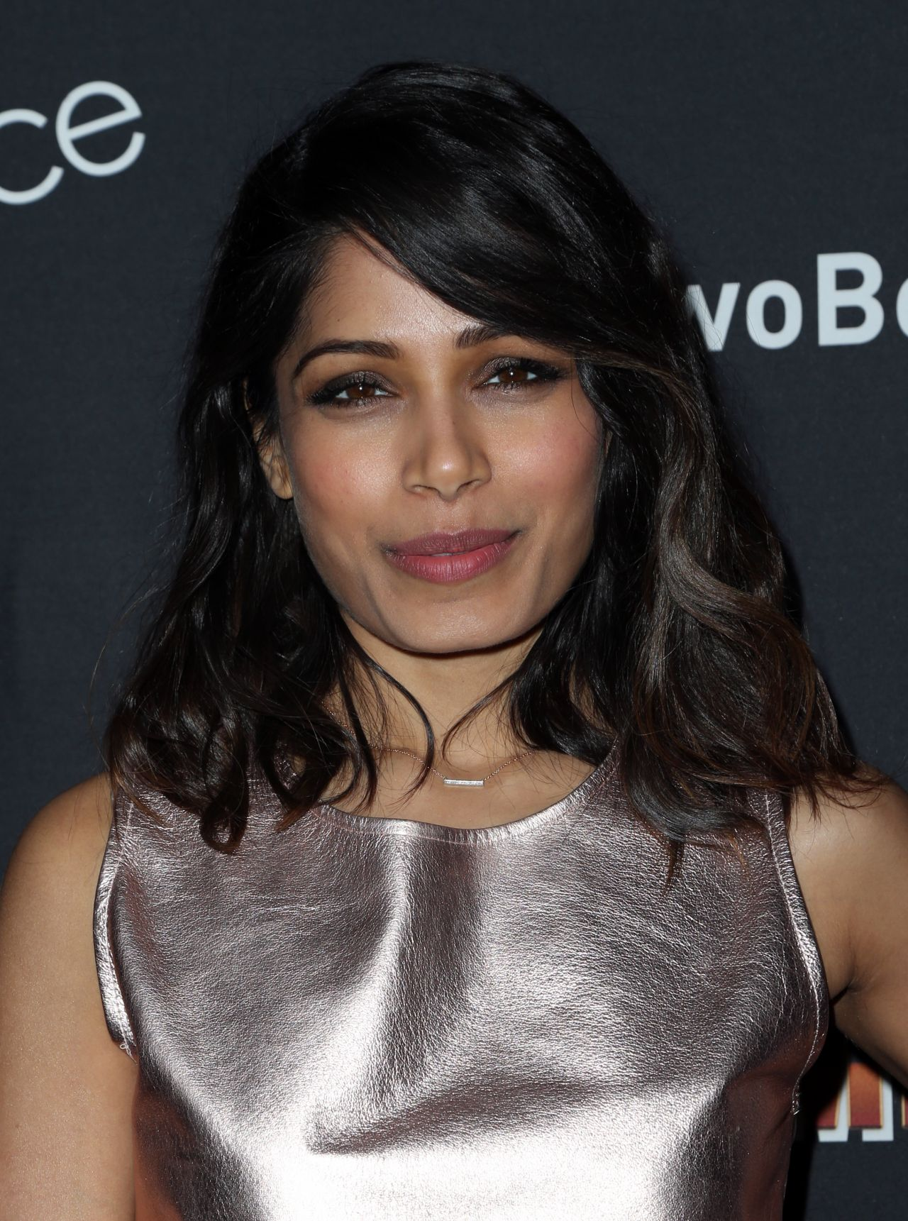 Freida Pinto - Premiere of Substance Over Hype's 'Two ... Freida Pinto