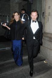 Geri Halliwell – Leaves the Princess Trust Dinner Gala in London 2/4/2016