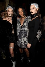 Gigi Hadid - FENTY x PUMA by Rihanna Show - NYFW, February 2016