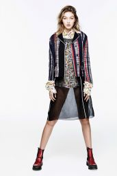 Gigi Hadid - Photo Shoot for Vogue Magazine China March 2016