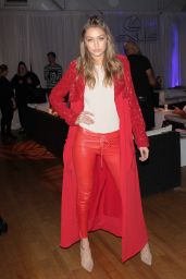 Gigi Hadid – Sports Illustrated Swimsuit 2016 Press Event in New York City, NY 2/16/2016