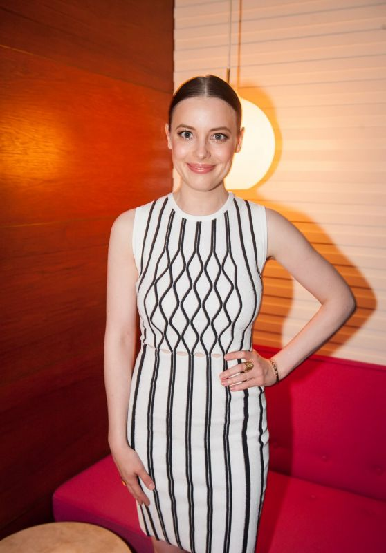 Gillian Jacobs - Dinner Celebrating Love at Alma 2/17/2016