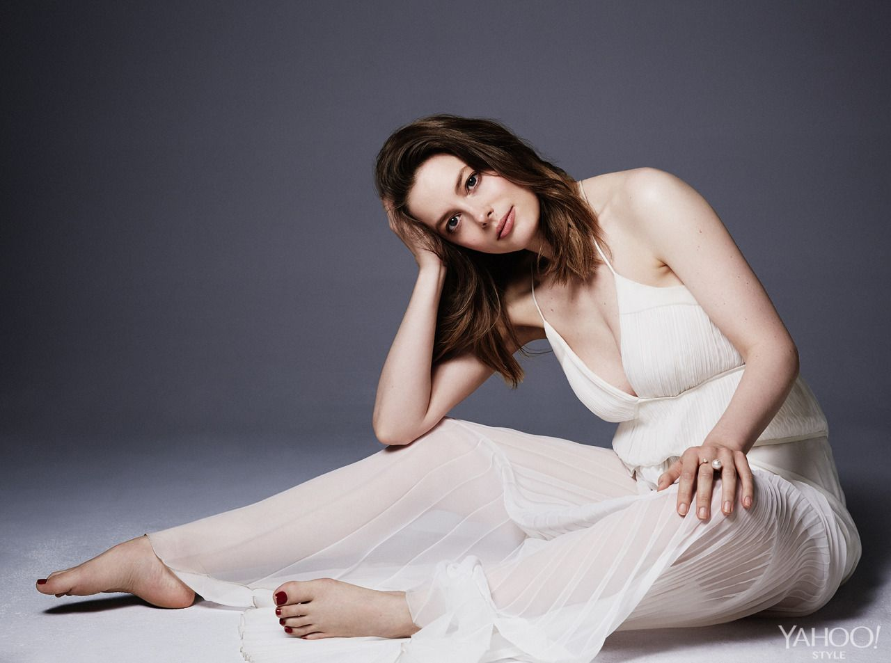 Gillian Jacobs Photo Shoot For Yahoo Style February 19