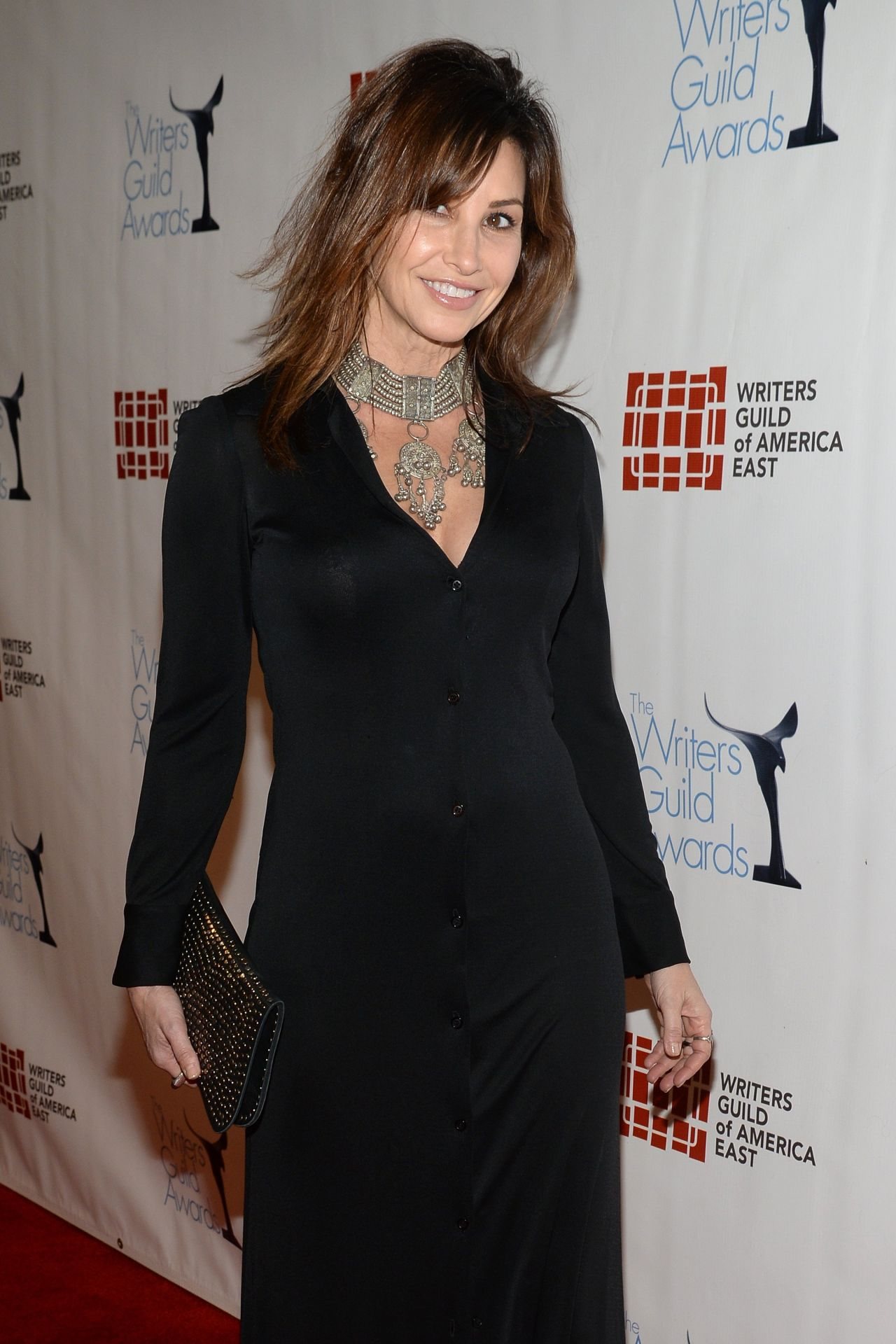 Gina Gershon - 2016 Writers Guild Awards in New York City