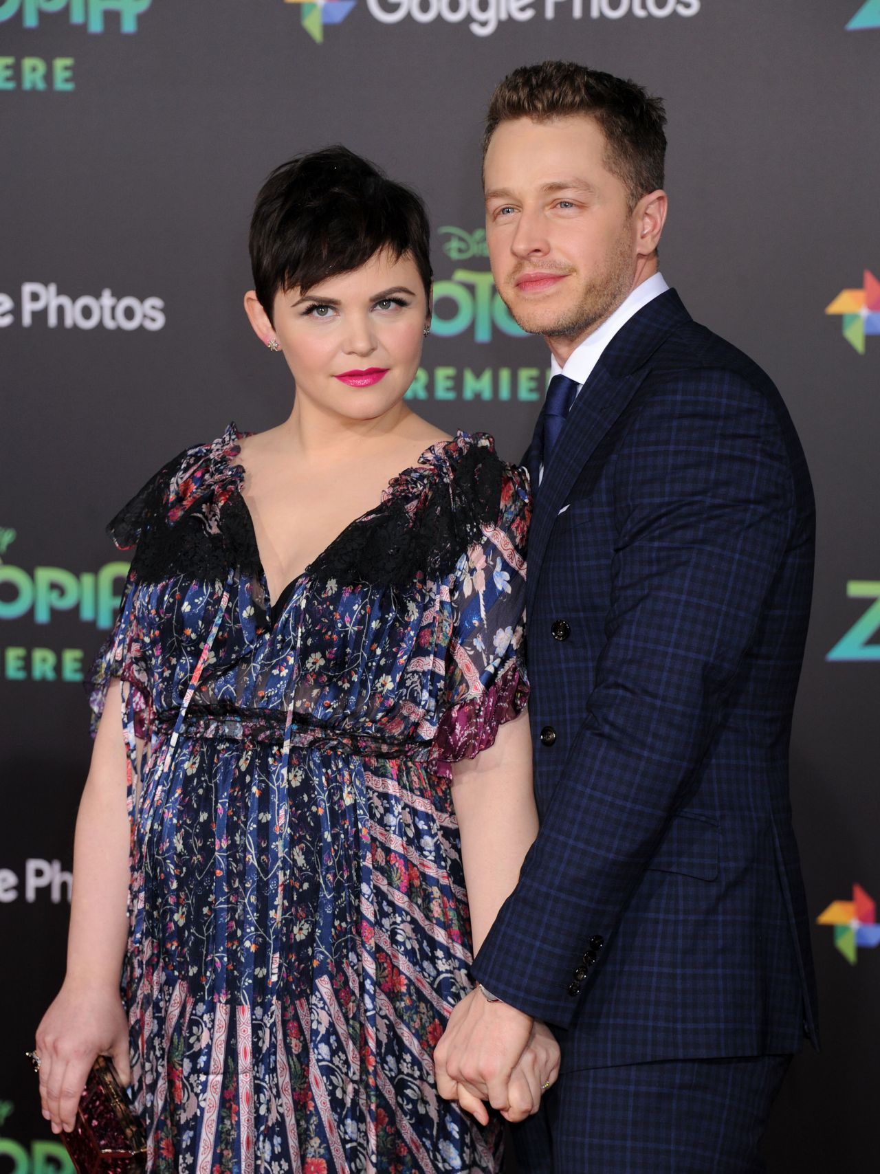 Ginnifer Goodwin Zootopia Premiere In Hollywood Ca