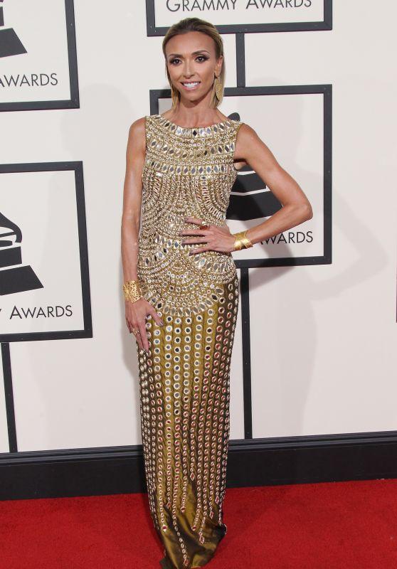 Giuliana Rancic – 2016 Grammy Awards in Los Angeles, CA
