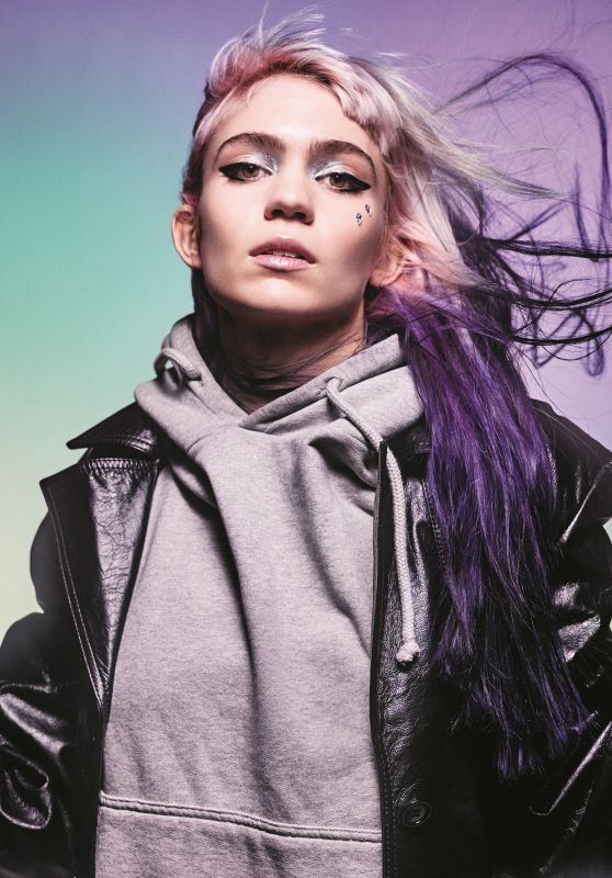 Grimes - Photoshoot for AnOther Magazine Spring/Summer 2016