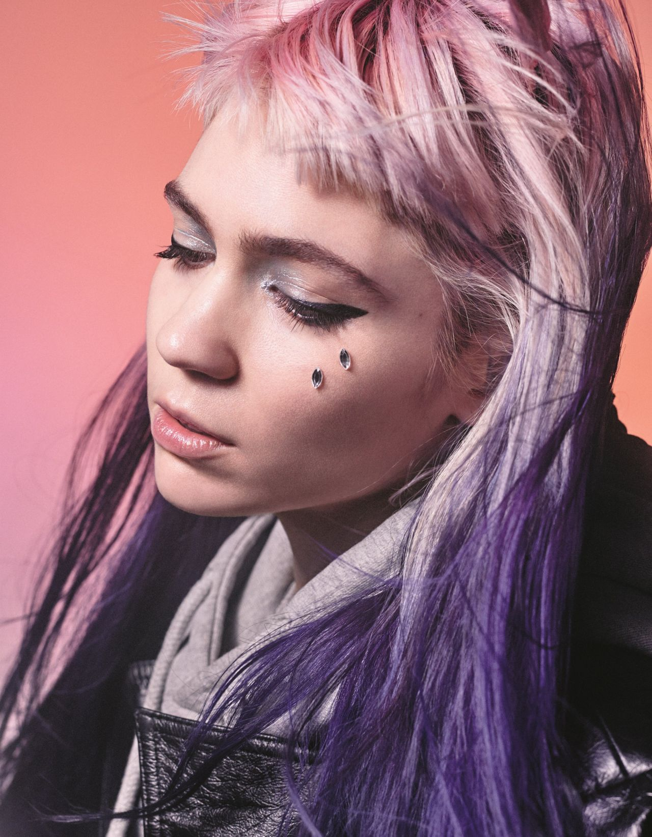 Grimes - Photoshoot for AnOther Magazine Spring/Summer ...