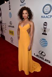 Gugu Mbatha-Raw – NAACP Image Awards 2016 Presented by TV One in Pasadena, CA