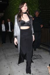 Hailee Steinfeld - Hyde Night Club in West Hollywood 2/15/2016