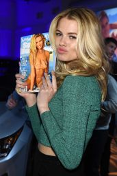 Hailey Clauson – Sports Illustrated Swimsuit 2016 – Swim City in New York City 2/15/2016
