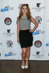 Haley Reinhart - KIIS FM and REAL 92.3 Celebrate The 2016 Grammy Awards in Los Angeles