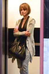 Halle Berry Street Style - Out in Los Angeles 2/17/2016