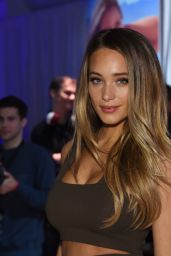 Hannah Davis - SI Swimsuit 2016′s Swim City Celebration in New York City 2/15/2016