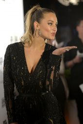 Hannah Davis – SI Swimsuit 2016 – Swim BBQ VIP in Miami, FL 2/17/2016