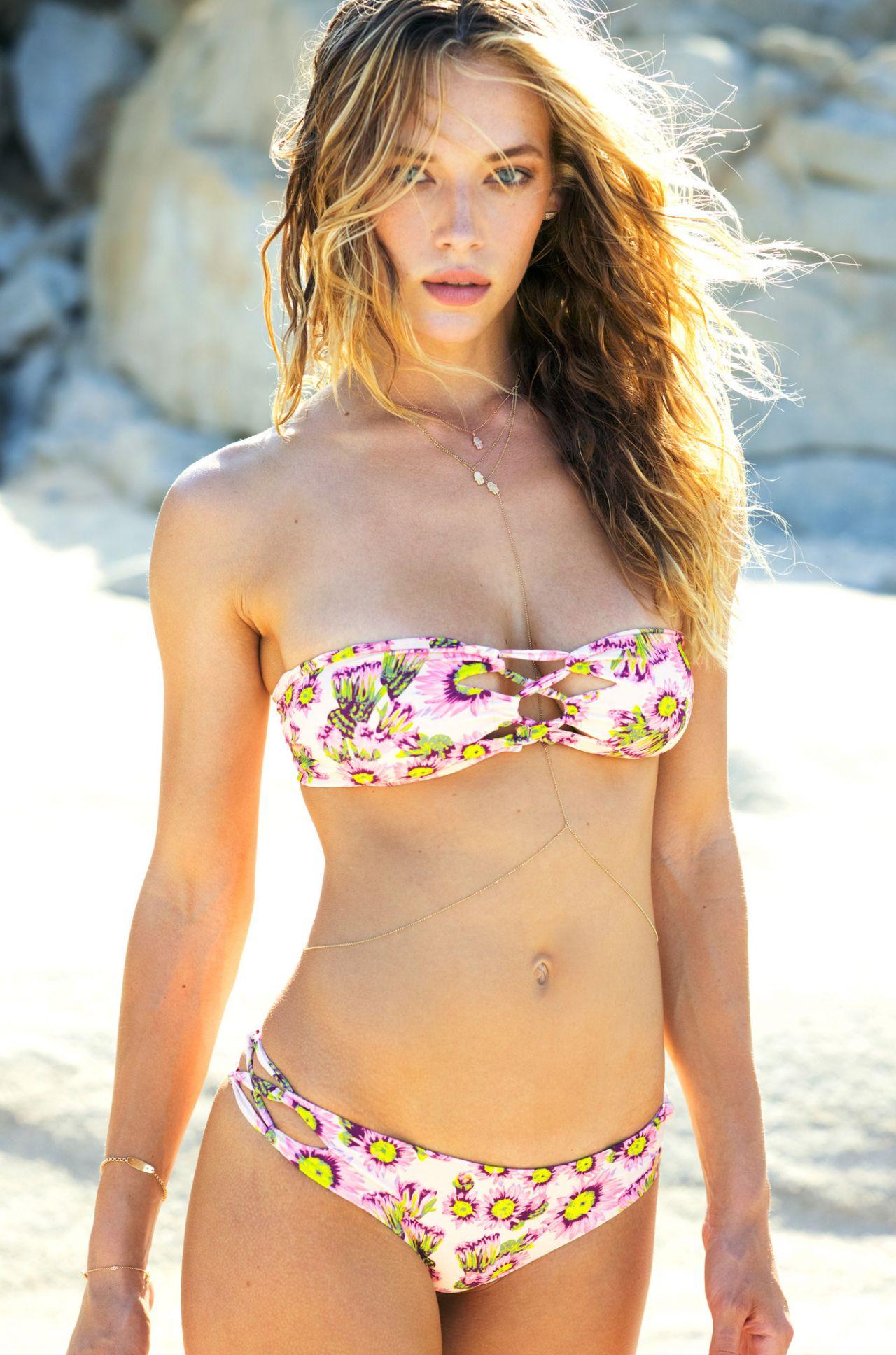 Hannah Ferguson Bikini Photoshoot