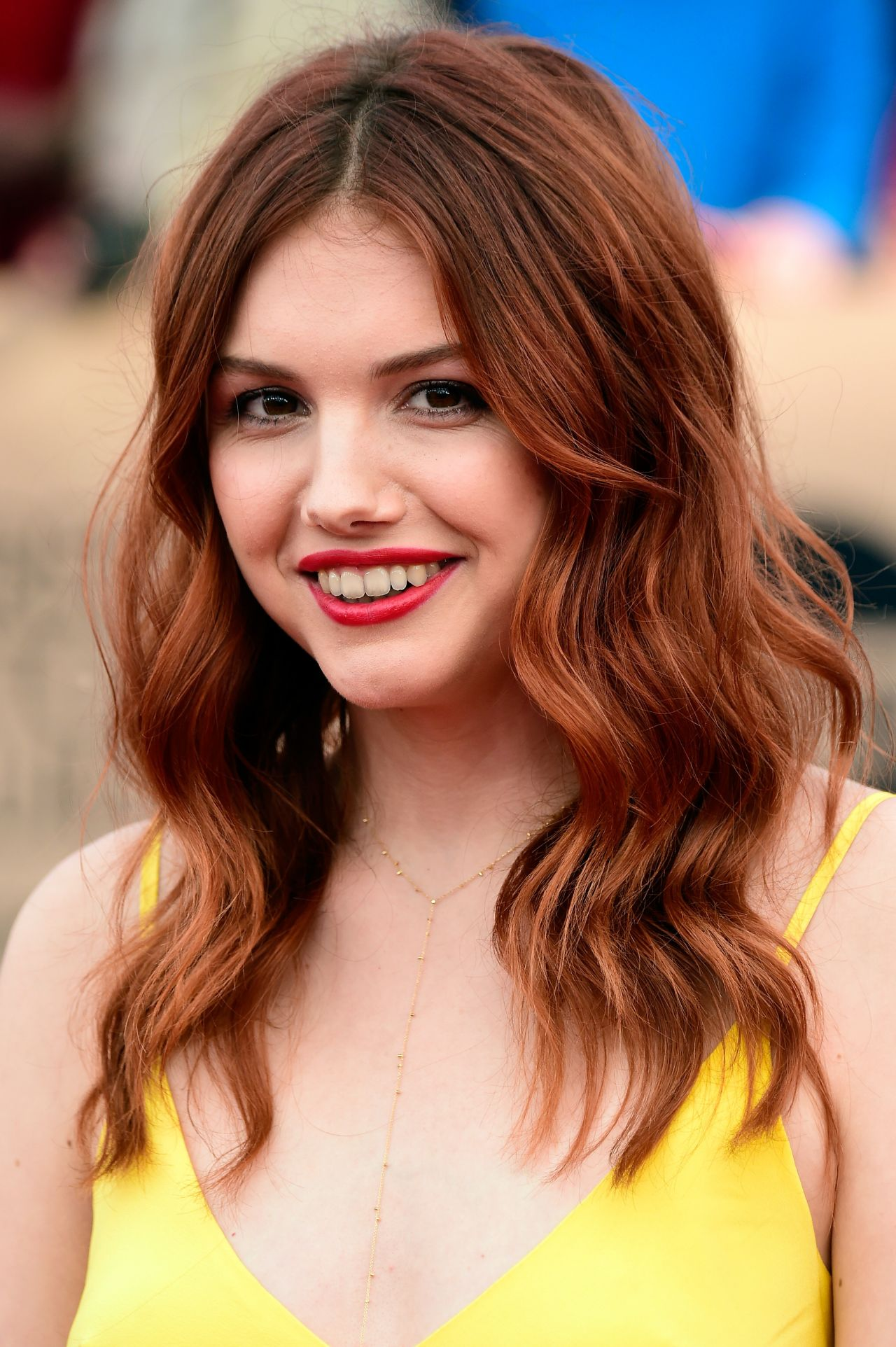 Hannah Murray Sag Awards 2016 In Los Angeles