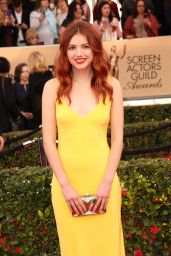 Hannah Murray - SAG Awards 2016 in Los Angeles